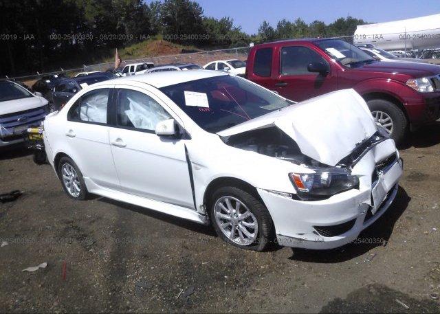 Inventory #848571312 2010 Mitsubishi LANCER