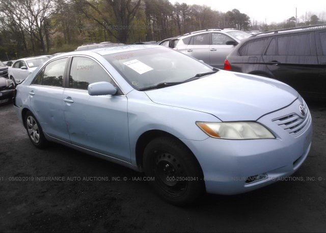 Inventory #246054435 2007 Toyota CAMRY NEW GENERAT