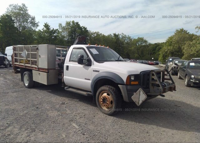 Inventory #326405485 2006 FORD F550