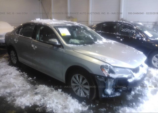 Inventory #681908395 2014 Volkswagen PASSAT