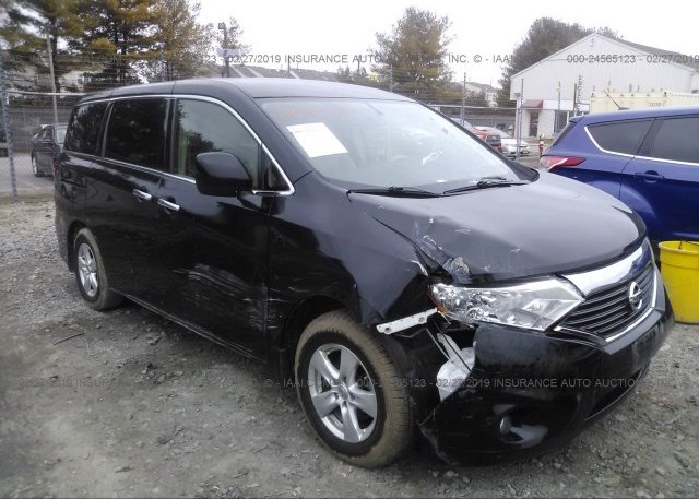 Inventory #951571422 2012 Nissan QUEST