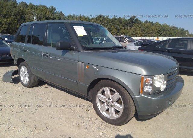Inventory #505033577 2004 Land Rover RANGE ROVER