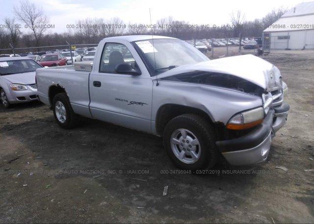 Inventory #123455285 2001 Dodge DAKOTA