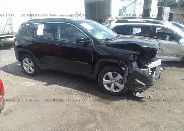 Inventory #717998125 2018 JEEP COMPASS