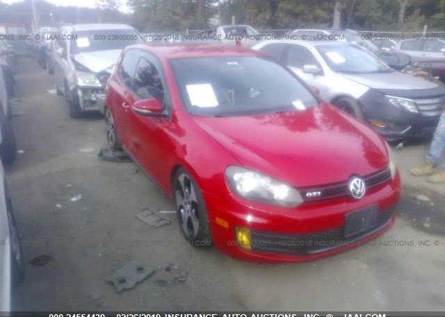 Inventory #934288782 2010 Volkswagen GTI