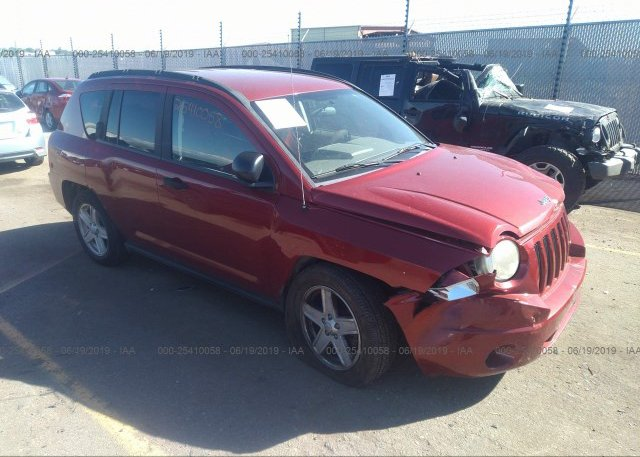 Inventory #845902724 2007 JEEP COMPASS