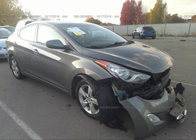 Inventory #293343504 2013 Hyundai ELANTRA