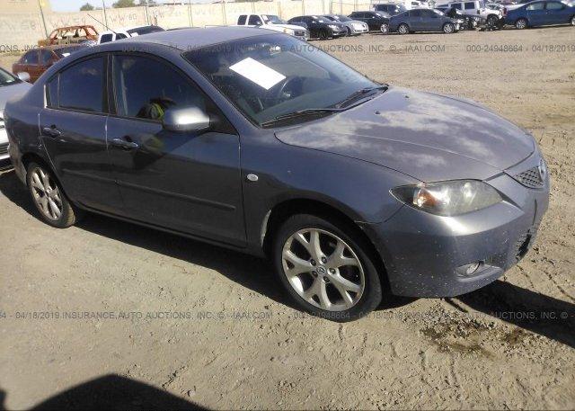 Inventory #683417187 2008 Mazda 3