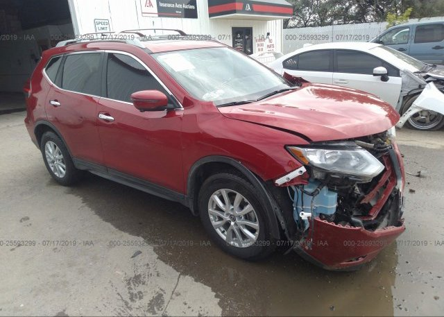 Inventory #450828309 2017 Nissan ROGUE