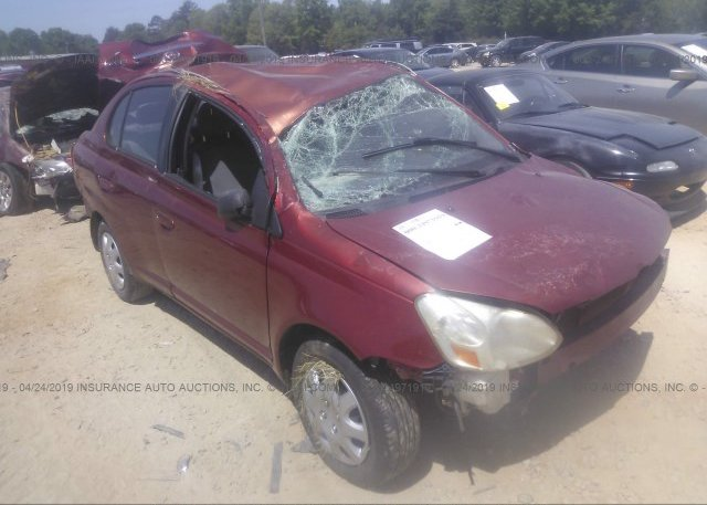 Inventory #107491880 2003 Toyota ECHO