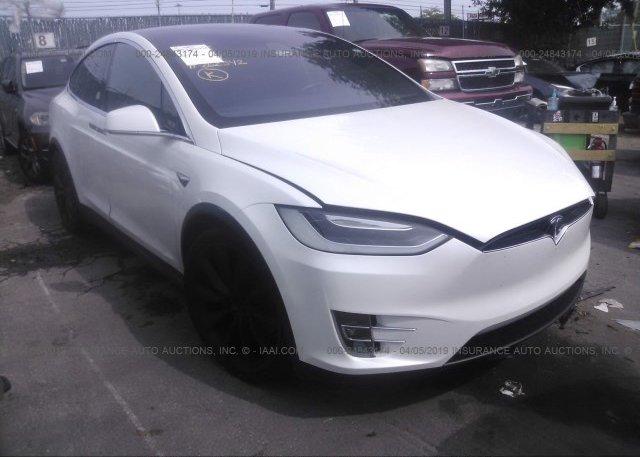 Inventory #806860915 2017 Tesla MODEL X