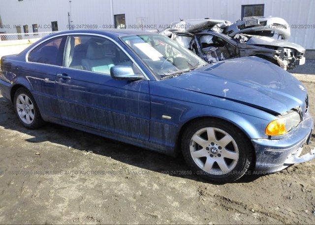 Inventory #278801426 2001 BMW 325
