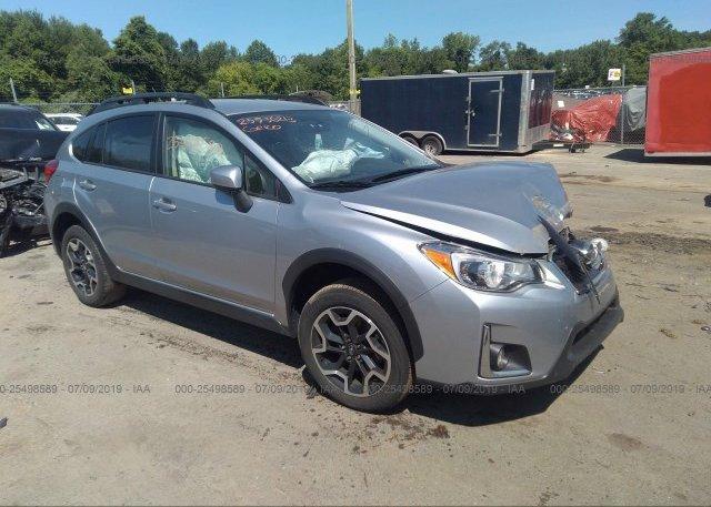 Inventory #838805001 2016 Subaru CROSSTREK