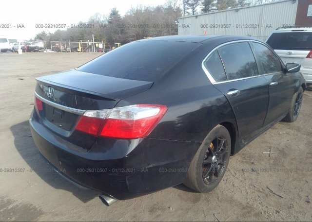 цена в сша 2015 HONDA ACCORD SEDAN 1HGCR2F56FA118947