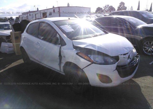 Inventory #745868425 2011 Mazda MAZDA2