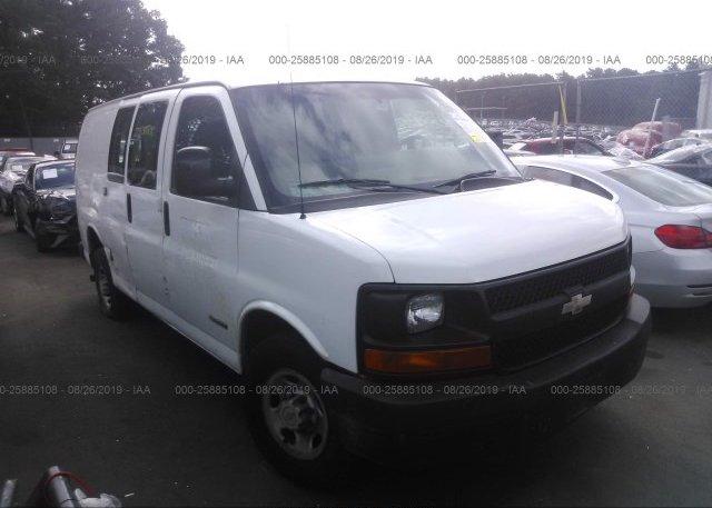 Inventory #299337026 2004 Chevrolet EXPRESS G3500