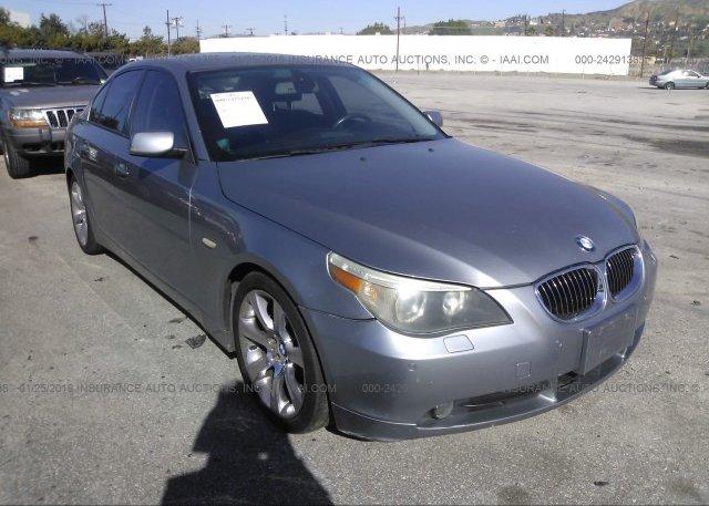 Inventory #716511130 2005 BMW 545