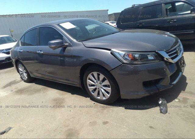 Inventory #469360799 2014 Honda ACCORD