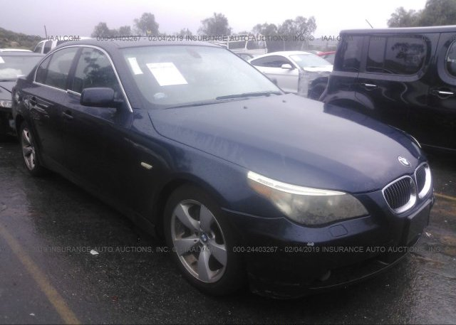 Inventory #963747080 2006 BMW 525