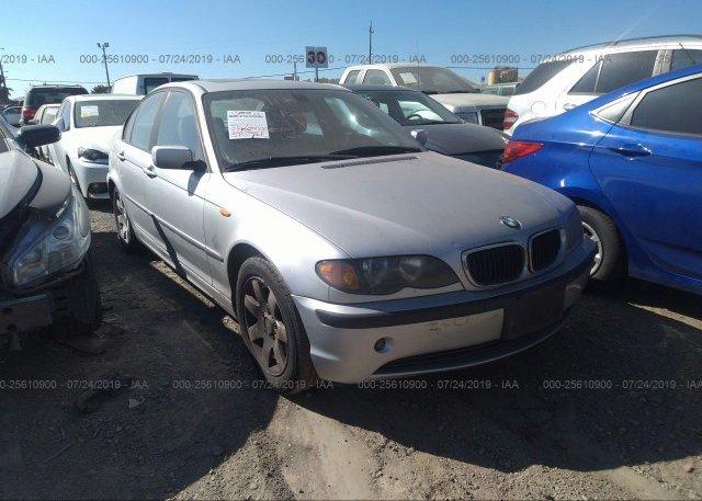 Inventory #145591657 2003 BMW 325