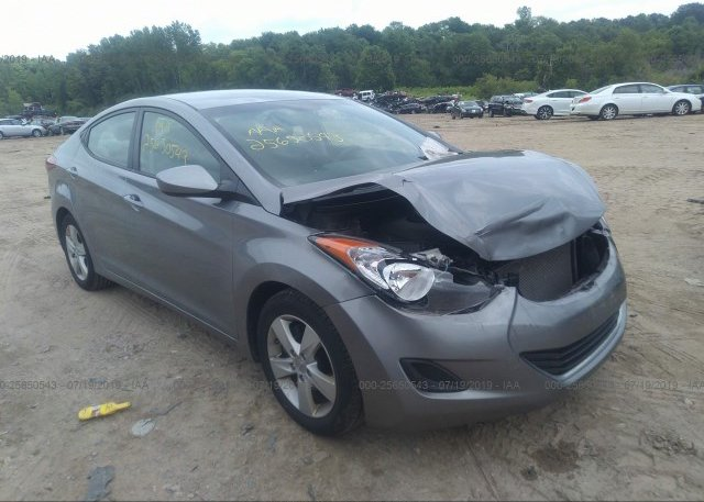 Inventory #410646875 2011 Hyundai ELANTRA