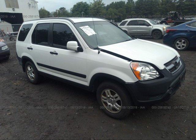 Inventory #769238085 2004 Honda CR-V
