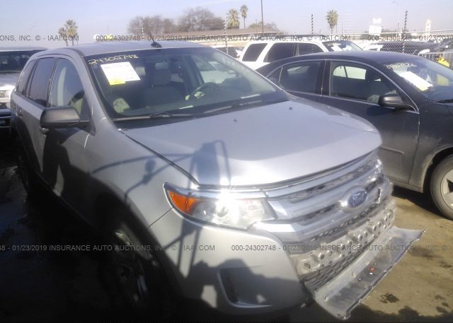 Inventory #848920382 2013 FORD EDGE