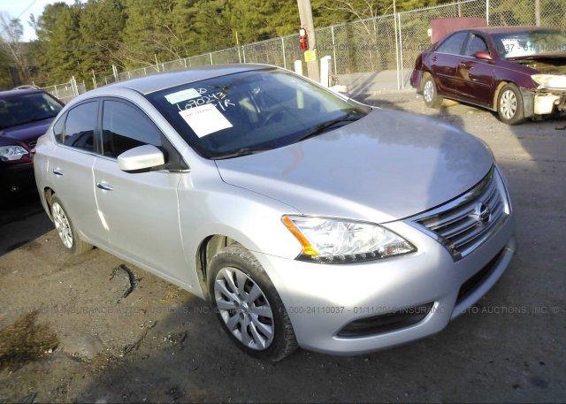 Inventory #958048718 2014 Nissan SENTRA