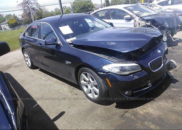 Inventory #380060551 2011 BMW 550