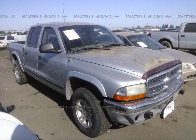 Inventory #338868001 2001 Dodge DAKOTA