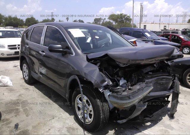 Inventory #637153146 2014 Honda CR-V