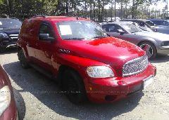 2008 Chevrolet HHR - 3GCDA85D98S584704 Left View