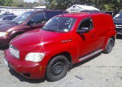 2008 Chevrolet HHR - 3GCDA85D98S584704 Right View
