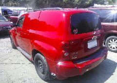 2008 Chevrolet HHR - 3GCDA85D98S584704 [Angle] View