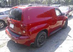 2008 Chevrolet HHR - 3GCDA85D98S584704 rear view