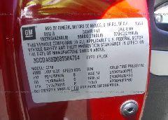2008 Chevrolet HHR - 3GCDA85D98S584704 engine view
