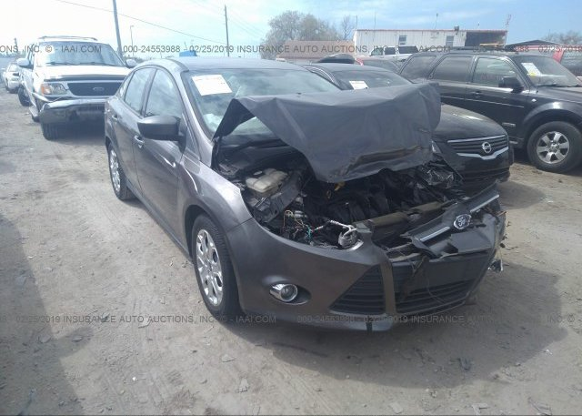 Inventory #676919909 2012 FORD FOCUS