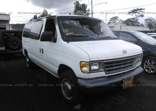 Inventory #611934013 1994 FORD ECONOLINE