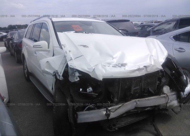 Inventory #703875526 2011 Mercedes-benz GL