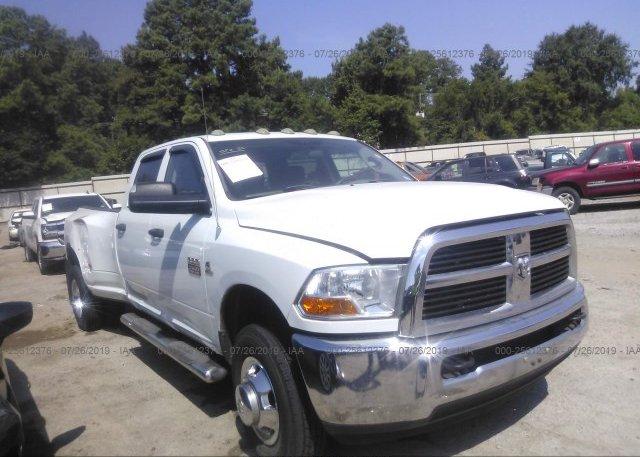Inventory #577196821 2012 DODGE RAM 3500