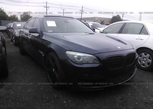 Inventory #359509054 2012 BMW 750