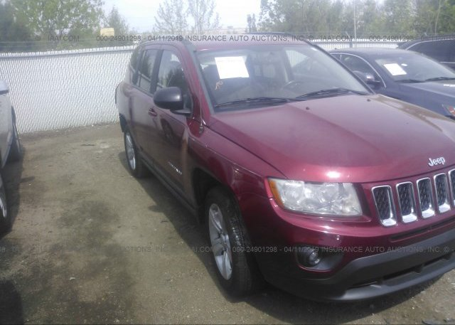 Inventory #801499755 2011 JEEP COMPASS