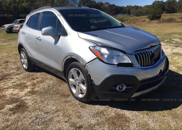 Inventory #993773022 2016 BUICK ENCORE