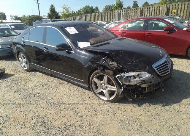 Inventory #539088788 2011 Mercedes-benz S