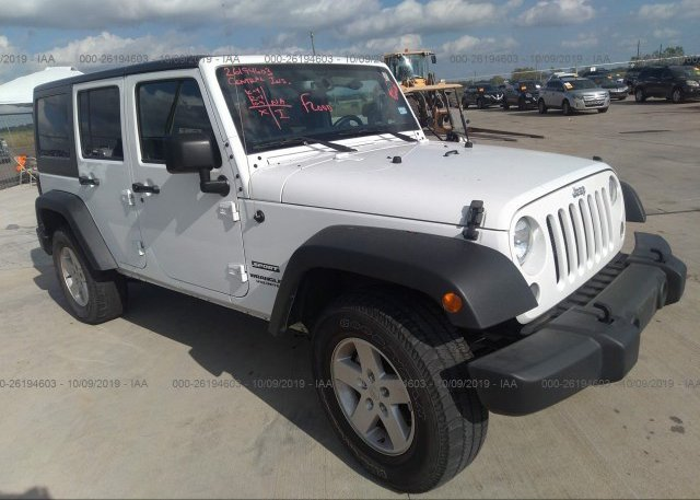 Inventory #861319562 2017 JEEP WRANGLER UNLIMITED