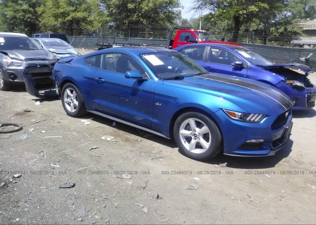 Inventory #293929386 2017 FORD MUSTANG
