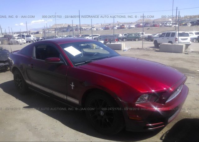 Inventory #130181833 2014 FORD MUSTANG