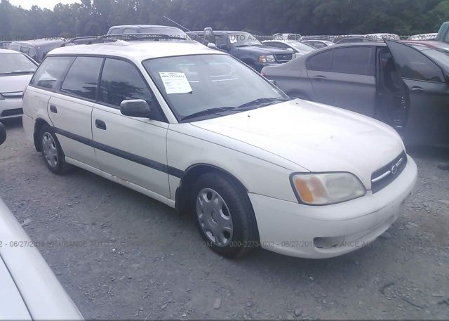 Inventory #828034220 2000 Subaru LEGACY