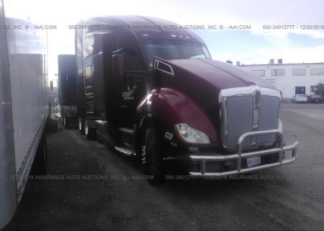 Inventory #388833782 2016 KENWORTH CONSTRUCTION