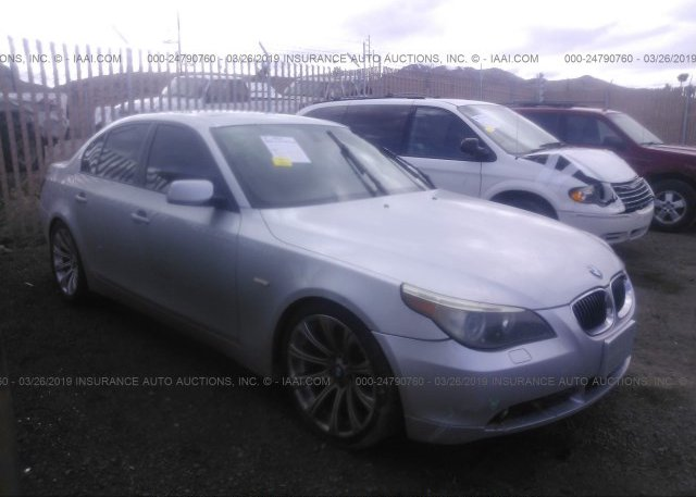 Inventory #670419572 2007 BMW 525